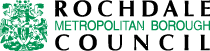 Rochdale Metropolitan Borough Council logo